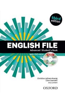 English File Third Edition Advanced Student´s Book with iTutor DVD-ROM