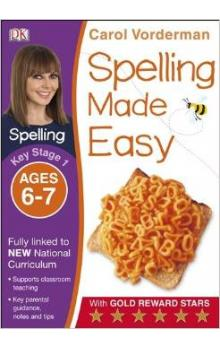 Spelling Made Easy Year 2 Age 6 - 7