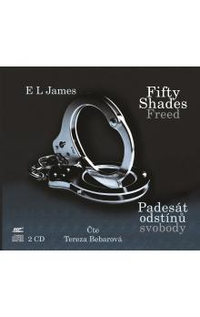 Fifty Shades Freed: Padesát odstínů svobody (audiokniha) -- CD audio