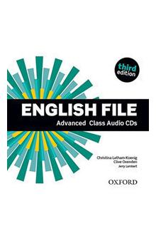 English File Third Edition Advanced Class Audio CDs /4/