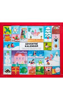 Czech Advent Calendar -- 24 miniature books of Christmas stories, poems and carols and one extra book of Czech carols with music included.