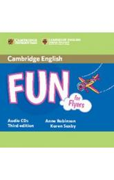 Fun for Flyers -- Third edition; 2CD