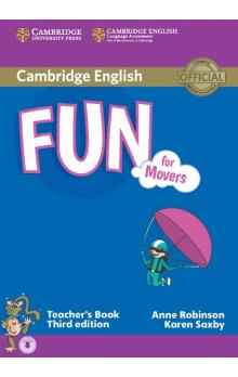 Fun for Movers Teacher's Book -- Third edition