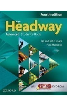 New Headway Fourth Edition Advanced Student´s Book with iTutor DVD-ROM - Soars J. Soars L.