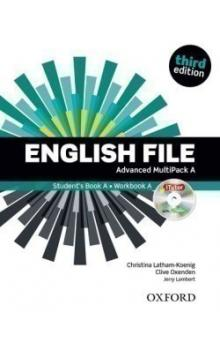 English File Third Edition Advanced Multipack A