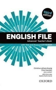 English File Third Edition Advanced Teacher´s Book with Test and Assessment CD-rom