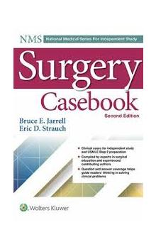 NMS Surgery Casebook, 2nd Ed.