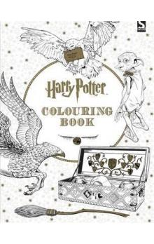 Harry Potter - Colouring Book - neuveden