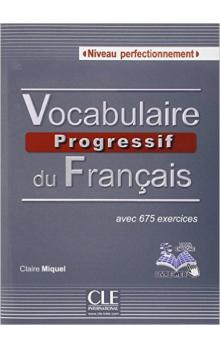Vocabulaire progressif Perfectionnement