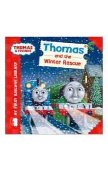 My First Railway Library Thomas and the Winter Rescue - Awdry W.