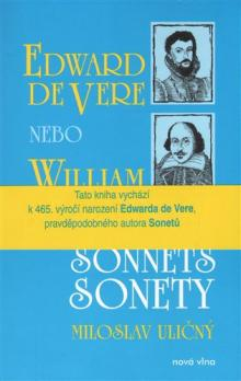 Sonnets / Sonety - Vere Edward de, Shakespeare William