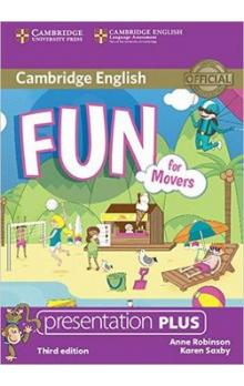 Fun for Movers Presentation Plus    Third edition
