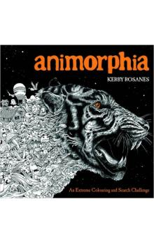 Animorphia: An Extreme Colouring and Search Challenge (Colouring Book)