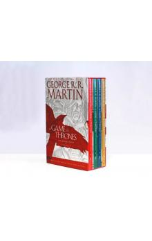 A Game of Thrones -- Volumes 1-4: The Complete Graphic Novels - Martin George R.R.