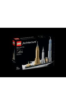 LEGO Architecture New York City