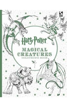 Harry Potter Magical Creatures Coloring Book - neuveden