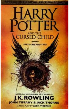 Harry Potter and the Cursed Child (8) - Parts I & II