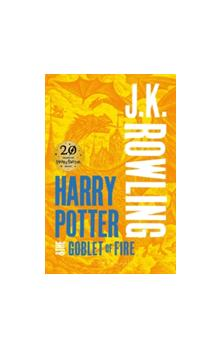 Harry Potter and the Goblet of Fire Adult Cover PB - Rowling J. K.
