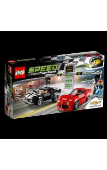 LEGO Speed Champions Chevrolet Camaro Dragster