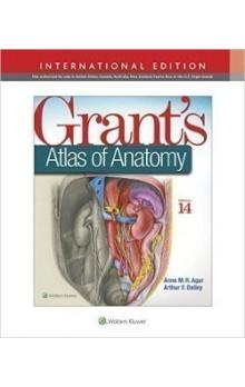 Grant&#39s Atlas of Anatomy, 14th ISE