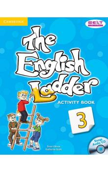 The English Ladder Level 3 Activity Book with Songs Audio CD -- Pracovní sešit