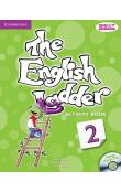 The English Ladder Level 2 Activity Book with Songs Audio CD -- Pracovní sešit
