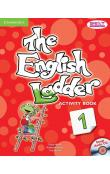 The English Ladder Level 1 Activity Book with Songs Audio CD -- Pracovní sešit