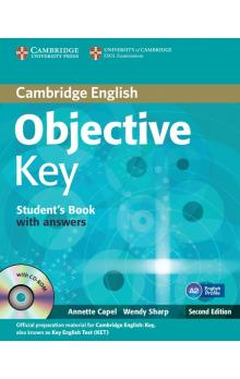 Objective Key Student's Book with Answers with CD-ROM -- Učebnice