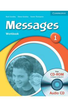 Messages 1 Workbook with Audio CD/CD-ROM -- Pracovní sešit
