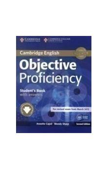 Objective Proficiency Student's Book with Answers with Downloadable Software, 2 ed -- Učebnice