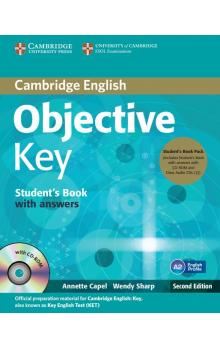 Objective Key Student's Book Pack (SB with Answers with CD-ROM and Class Audio CDs(2)) -- Učebnice