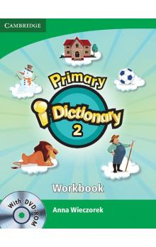 Primary i-Dictionary Level 2 Movers Workbook and DVD-ROM Pack -- Pracovní sešit