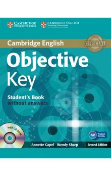 Objective Key Student's Book without Answers with CD-ROM -- Učebnice
