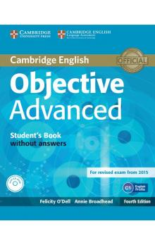 Objective Advanced Student's Book without Answers with CD-ROM -- Učebnice