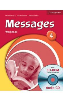 Messages 4 Workbook with Audio CD/CD-ROM -- Pracovní sešit