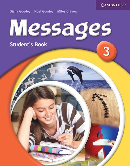 Messages 3 Student's Book -- Učebnice