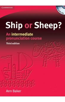 Ship or Sheep? Book and Audio CD Pack -- Učebnice