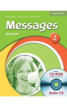 Messages 2 Workbook with Audio CD/CD-ROM -- Pracovní sešit