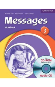 Messages 3 Workbook with Audio CD/CD-ROM -- Pracovní sešit