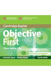 Objective First Class Audio CDs (2) -- CD