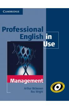 Professional English in Use Management with Answers -- Učebnice