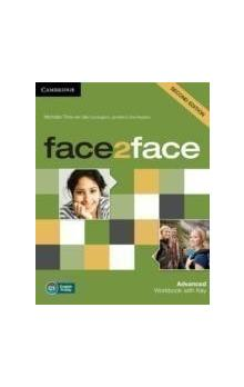 face2face Advanced Workbook with Key -- Pracovní sešit