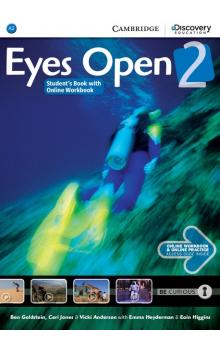 Eyes Open Level 2 Student's Book with Online Workbook and Online Practice -- Učebnice