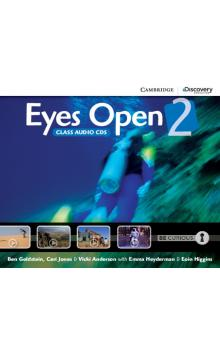 Eyes Open Level 2 Class Audio CDs (3) -- CD
