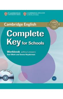 Complete Key for Schools Workbook without Answers with Audio CD -- Pracovní sešit