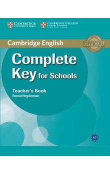 Complete Key for Schools Teacher's Book -- Příručka učitele