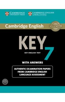 Cambridge English Key 7 Student's Book Pack (Student's Book with Answers and Audio CD) -- Rozšiřující vzdělávací materiály