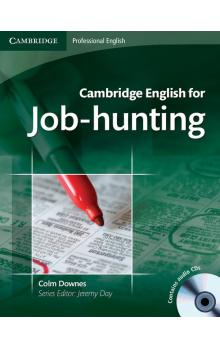 Cambridge English for Job-hunting Student's Book with Audio CDs (2) -- Učebnice