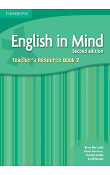 English in Mind Level 2 Teacher's Resource Book -- Příručka učitele