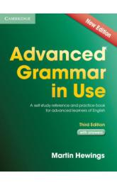 Advanced Grammar in Use Third Edition With Answers